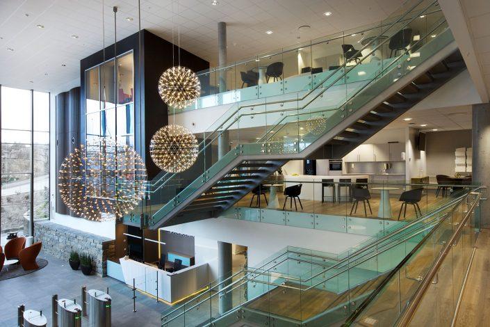 Interiørarkitekt Sol Design - Aker Solutions