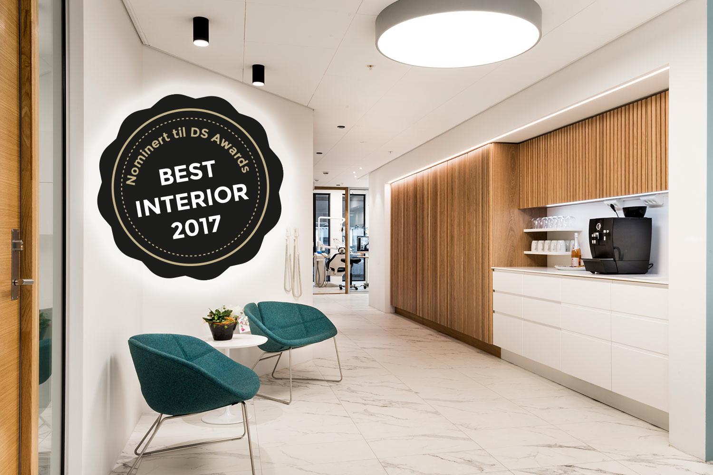 DS Awards - Best Interior 2017